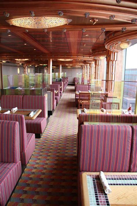Carnival Splendor Interior Room by Carnival Splendor Lido Restaurant