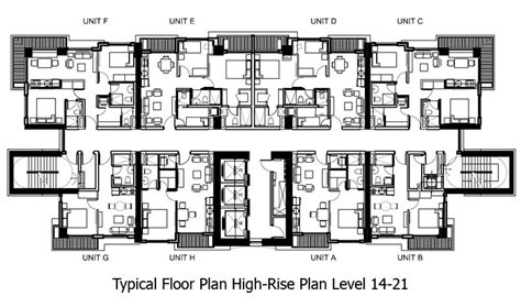 high rise residential building floor plans high rise apartment building floor plans gurus floor