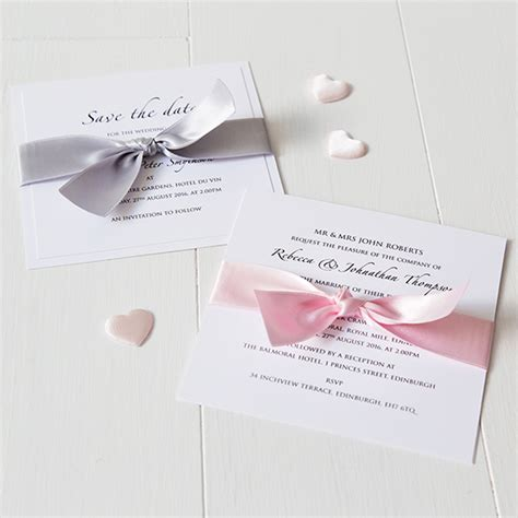 Classic Wedding Stationery by Twenty Seven Co Uk The Wedding Stationery Company