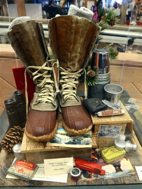 l l bean it all started with a boot business bangor