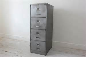 vintage filing cabinet by urban grain notonthehighstreet com