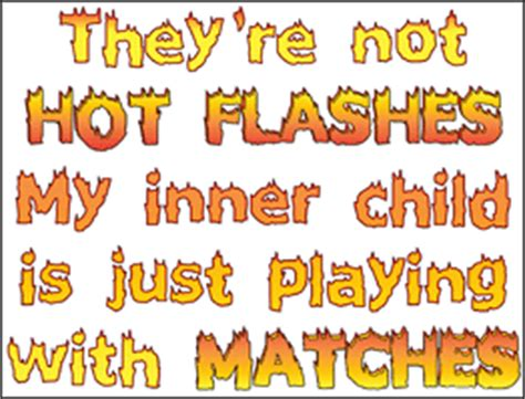 funny quotes on hot flashes quotes about hot flashes quotesgram