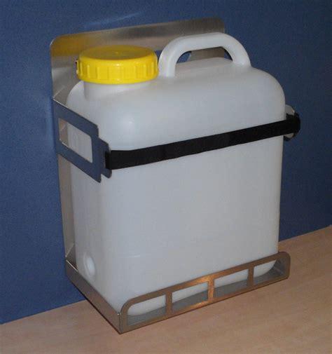 küchen kanister aus rostfreiem stahl inkl tr 228 gersystem aus edelstahl rostfrei