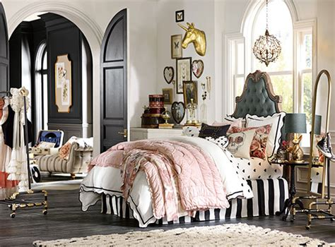 pbteen bedrooms emily meritt parisian bedroom pbteen