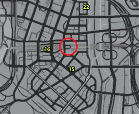 Unmarked Police Cruiser and FIB Vehicle Locations   GTA V