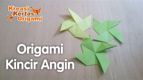 membuat pohon natal dari kertas origami mudah youtube cara membuat origami kincir angin dari kertas mudah youtube