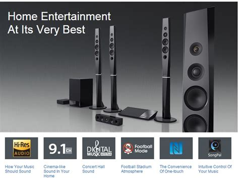 Home Theater Sony Bdv N9200w sony 3d home theatre bdv n9200w price in pakistan buy sony home theatre ishopping pk
