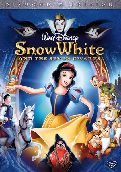 Vcd Original White snow white and the seven dwarfs disney dvd database