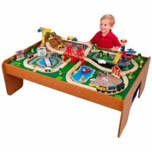 kidkraft ride around set and table brand new for
