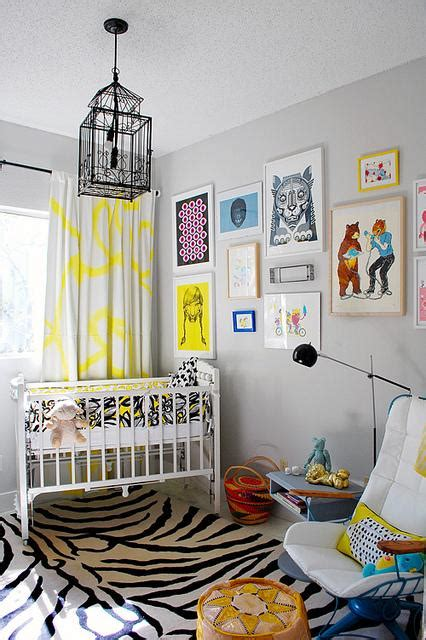 Yellow And White Curtains For Nursery Gorgeous Nursery Photos Parenting