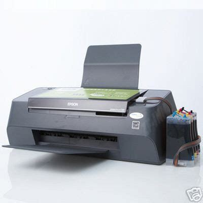 Printer Epson Second the 2nd shop epson stylus t10 printer brand new