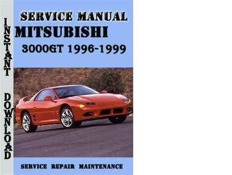 small engine service manuals 1993 mitsubishi expo electronic toll collection mitsubishi 3000gt 1996 1999 chasiss service manual pdf download