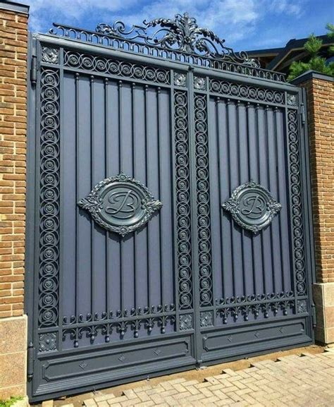 main gates iron gate design house gate design gate