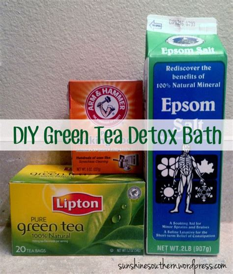 Green Clay Detox Bath by 1000 Ideas About Foot Detox On Detox Foot