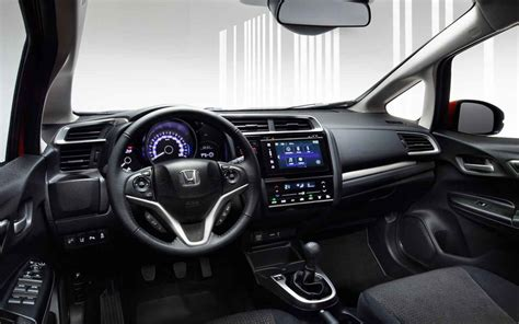 honda fit interior 2018 honda fit changes redesign and release date cars