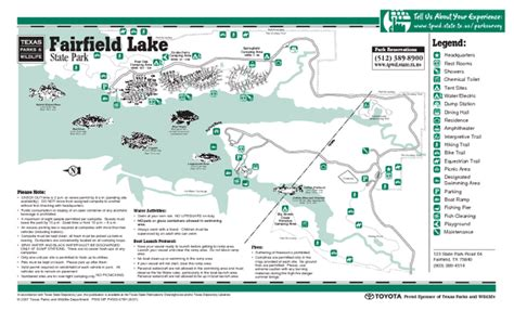 texas state park maps fairfield tx pictures posters news and on your pursuit hobbies interests and worries
