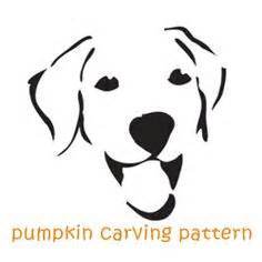 golden retriever pumpkin stencil 1000 images about templates and patterns on free dogs pattern