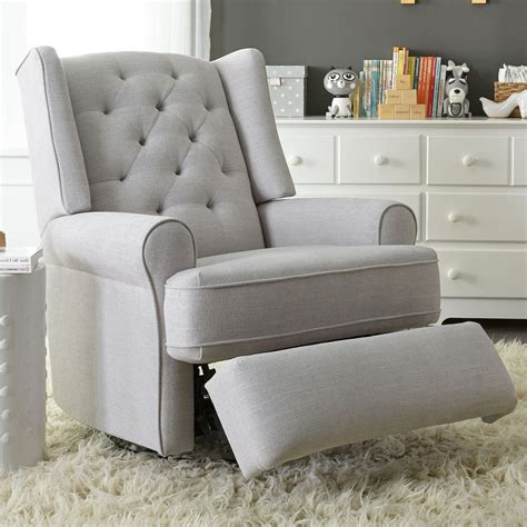 baby chair recliner grey recliner glider home ideas