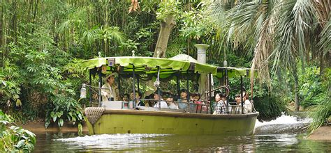 jungle cruise boat model official jungle cruise wildlife expeditions tokyo