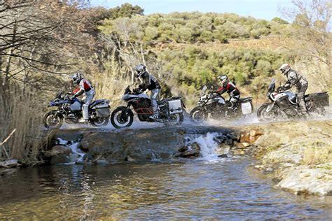Ps Motorrad Aktuelle Ausgabe by Vergleich Bmw R 1200 Gs Adventure Ktm 1190 Adventure R