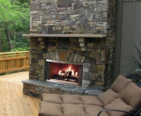 heat n glo montana 42 stainless steel outdoor firebox