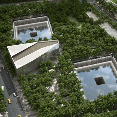 9 11 memorial by michael arad and peter walker dezeen