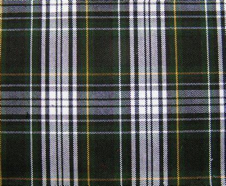 Tartan Navy Green gordon dress navy green white yellow tartan plaid fabric