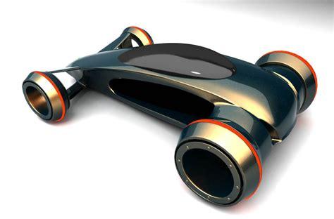 Future Car Concept 3d Model Max Obj 3ds Cgtrader Com