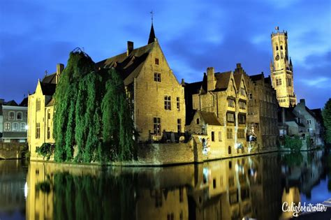 strolling around bruges books a weekend in bruges california globetrotter
