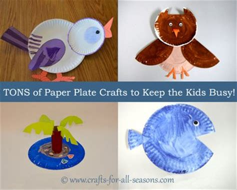 crafts using paper plates paper plate crafts