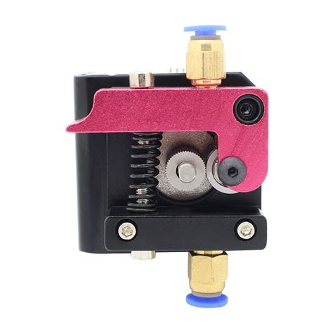 left 3d extruder accessorie mk8 all metal remote extruder