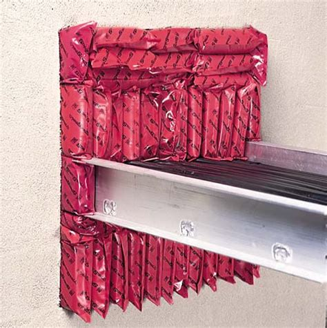hilti cable tray firestop specified technology sti specseal 174 firestop pillow
