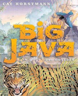 java swing 2nd edition big java java concepts