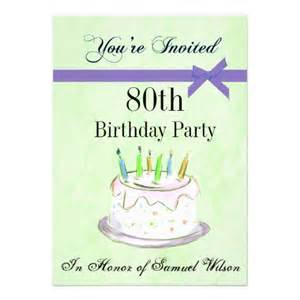 80th birthday invitations templates ideas drevio invitations design