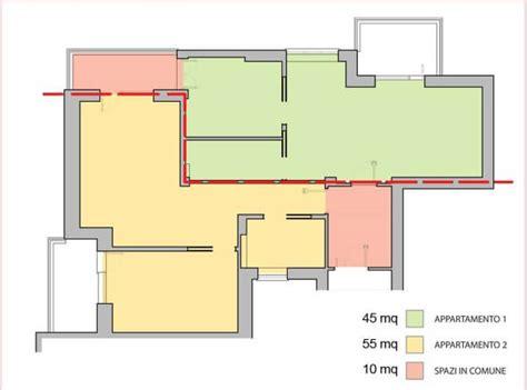 calcolo superficie appartamento frazionamento accorpamento appartamenti e immobili