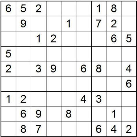 imagenes sudoku para imprimir sudokus para ni 209 os