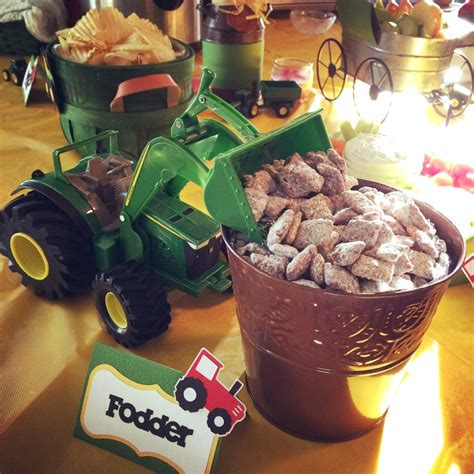 john deere themed birthday party john deere tractor themed birthday party ideas