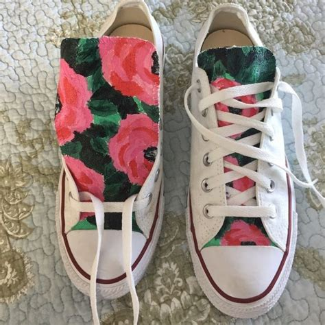 diy custom shoes best 25 painted converse ideas on converse