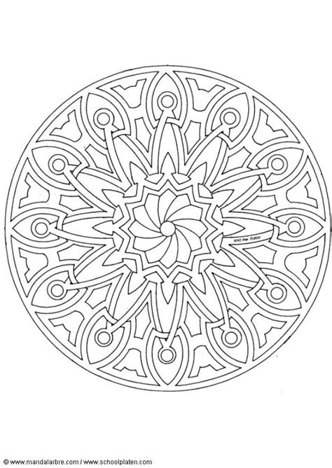 mandala coloring book therapy free printable mandala coloring pages back to coloring