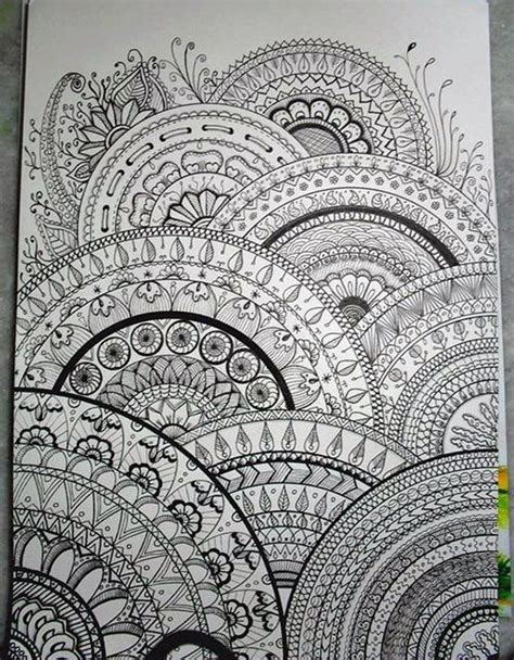 pattern in sketch 3 333 best zendoodle images on pinterest doodles