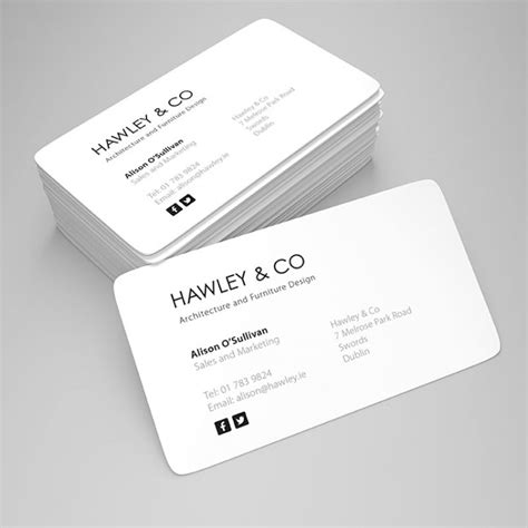 rounded corners business cards template business cards uk rounded corners images card design and