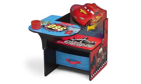 disney chair with desk disney cars chair desk groupon goods