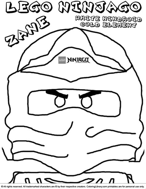 Ninjago Mask Coloring Pages | printable ninjago mask images