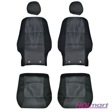 genuine ford territory sy iii front cloth seat trim set