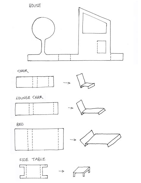 cardboard furniture templates 8 best images of dollhouse printable 3d template free