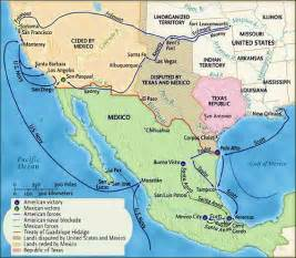 and mexican war map mexican american war map flickr photo