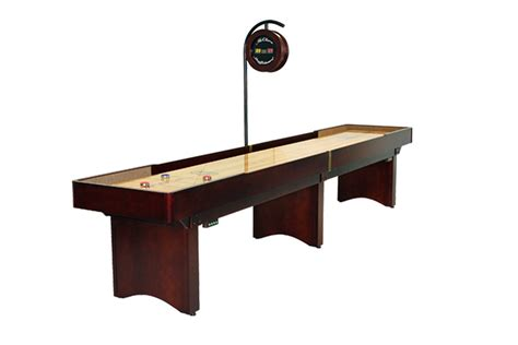 14 foot tournament shuffleboard table mcclure tables