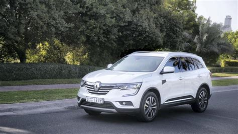 koleos renault 2018 road test 2018 renault koleos the national