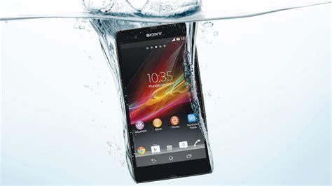 Hp Sony Xperia Water Resistant gadget review sony xperia z da magazine