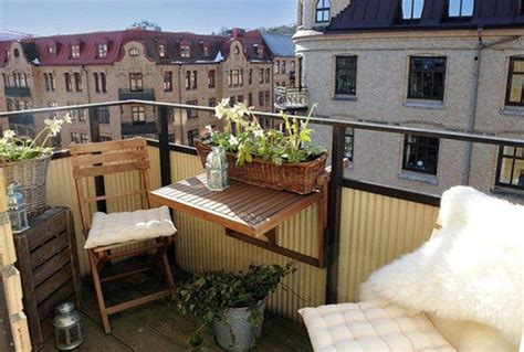 15 Small Outdoor Furniture Design For Cozy Balcony Home Small Outdoor Furniture For Balcony